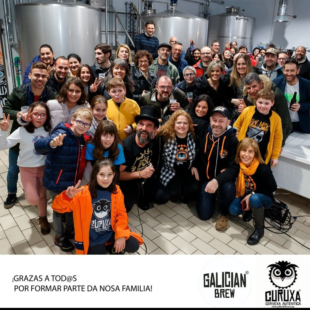 galician brew inauguración
