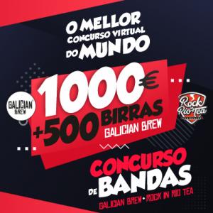 Concurso de bandas Galician Brew